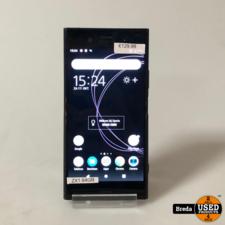 Sony Xperia ZX1 Black | Met Garantie