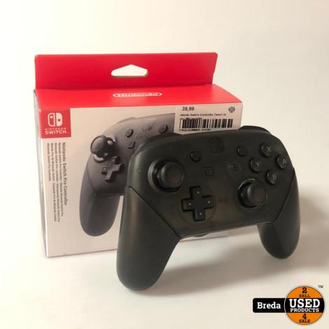 Nintendo Switch Controller Zwart | In doos | Met garantie