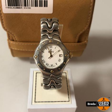 Ebel E6087621 SportWave Horloge   In hoes   Met garantie