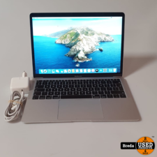 Macbook Air 2019 13.3inch i5 1.6Ghz 8GB RAM 256GB SSD | Met Garantie