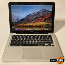Macbook Pro 2011 13 inch i5 2.3 Ghz. 8 GB DDR3. l Met Garantie