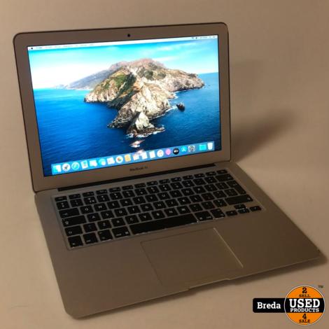 Macbook Air 2014 13 inch i5 1.4 Ghz. 4 GB DDR3. l Met Garantie