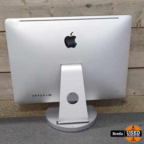 iMac 2010 21.5 inch || Intel Core i3 3.06 GHz || 4GB RAM || 500GB HDD || MacOS 10.13.6 | Met garantie