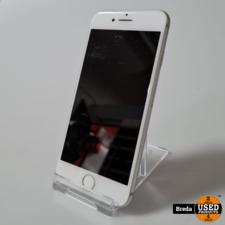 iPhone 8 64GB Zilver Gebruikt Met Garantie