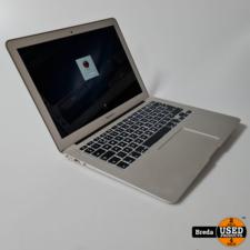 Macbook Air 2013 Intel Core i5 4 GB RAM 128 GB SSD l Met Garantie