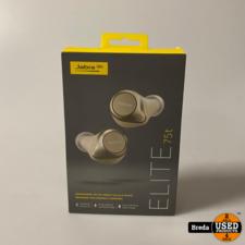Jabra Elite 75T Oortjes Gold Beige | NIEUW in doos