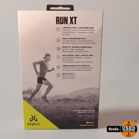 Jaybird RunXT Compleet in doos | Met Garantie