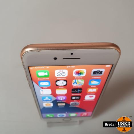 iPhone 8 64GB Goud Met Garantie