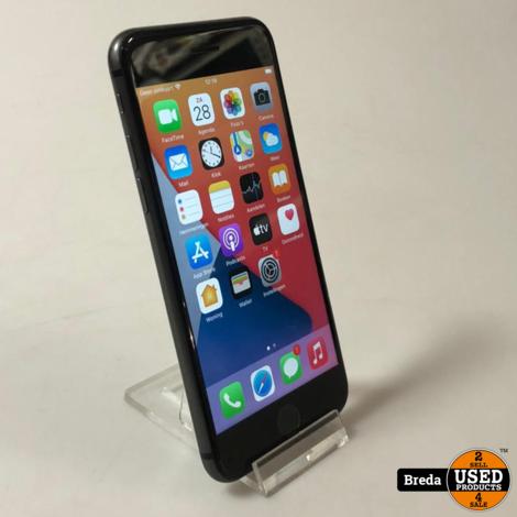 Iphone 8 64gb Zwart |Gebruikt Staat | Met Garantie