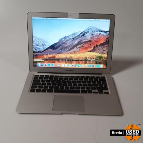 Macbook Air 2010 13 inch|  intel - 1.8Ghz - 2Gb - 128Gb | Met Garantie