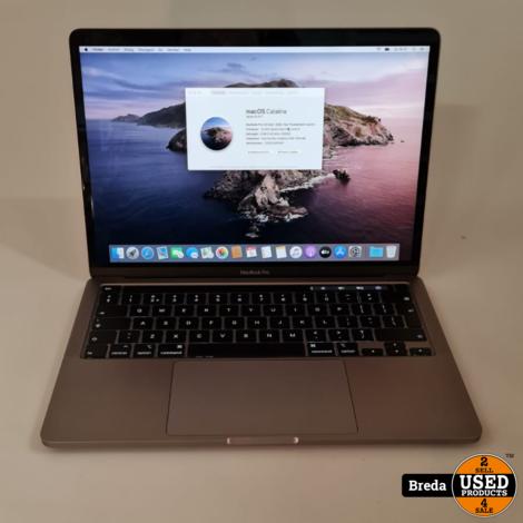MacBook Pro (13-inch, 2020, Intel Core i5, 8 GB RAM, SSD 256 GB) Met Garantie
