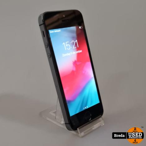 iPhone 5S 16GB Grijs l Met Garantie