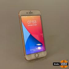 Iphone 7 32GB Roze   Nette staat met Garantie