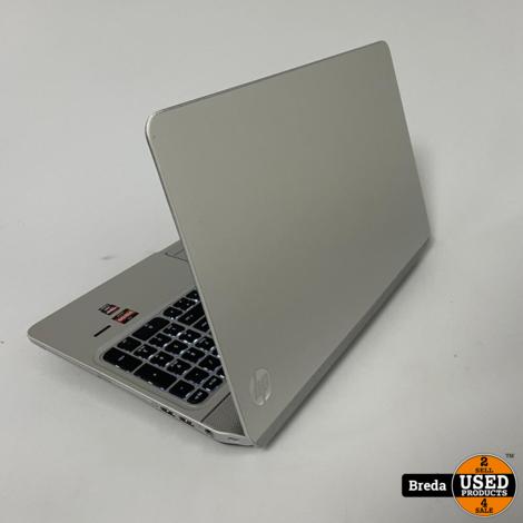 HP Envy M6 Laptop | AMD A8 500GB HDD 4GB RAM Windows 8 | Met garantie