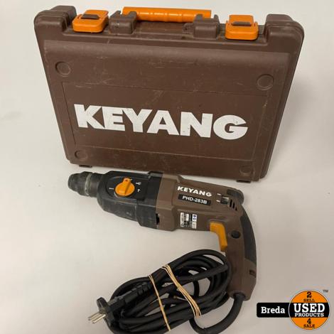 Keyang PHD-283B Klopboor   Nette staat met garantie