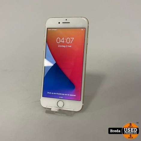 Iphone 7 32GB 32GB Gold   Nette staat met garantie