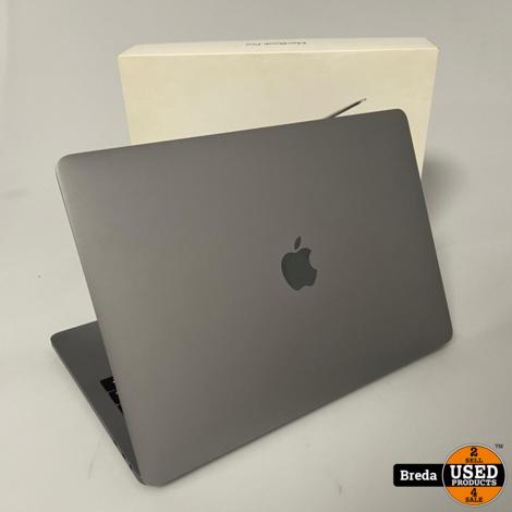Macbook Pro 2016 13inch Intel Core i5 2.0Ghz 256GB SSD 8GB RAM   Met garantie