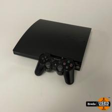 Playstation 3 slim | Nette staat met garantie