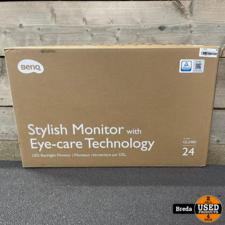 BenQ GL2480 Stylish monitor   Nieuw in doos met garantie