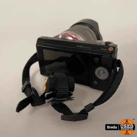 Sony NEX-5N + Sony 3.5-5.6/18-55 Lens | Met Garantie
