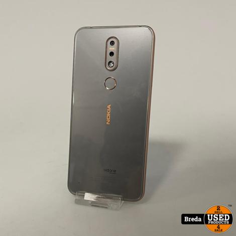 Nokia 7.1 Grijs 32GB   Nette staat met garantie