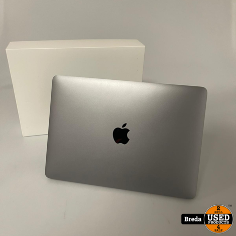 Macbook 12 Early 2015 |8GB|Intel Core M|256GBSSD| Nette staat met garantie