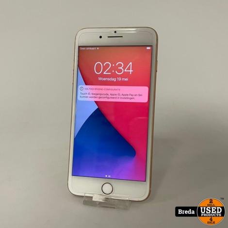 iPhone 8 Plus 64GB Roze | Nette staat met garantie