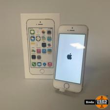 Iphone 5S 16GB Gold | Nette staat met garantie
