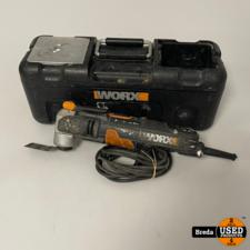 Worx Multitool WX680 | Met garantie