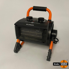 Eurom EK3K Heater | Met Garantie