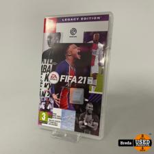 Switch fifa 21 | Met Garantie