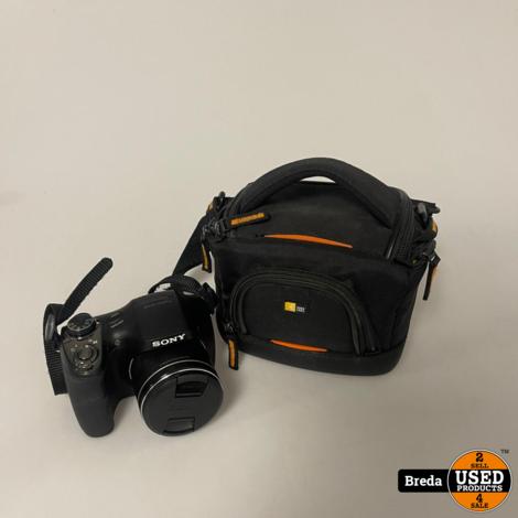 Sony DSC-H300 Camera   Nette staat met garantie