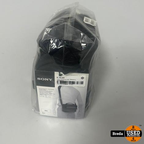 sony LCS-SL10 Tas | Nieuw in verpakking