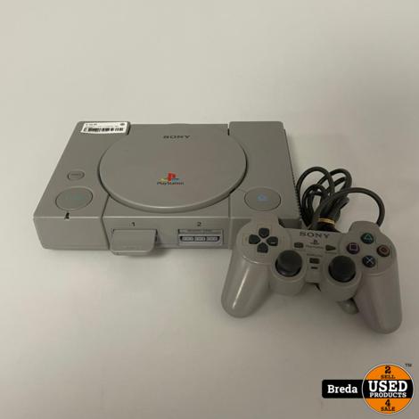 Playstation 1 Grijs | 1 controller | Met Garantie