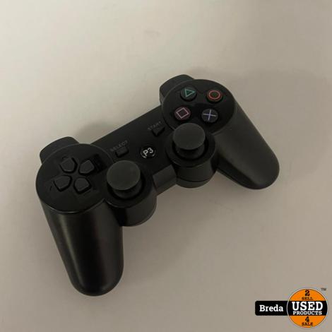 Playstation 3 controller Zwart | Met Garantie