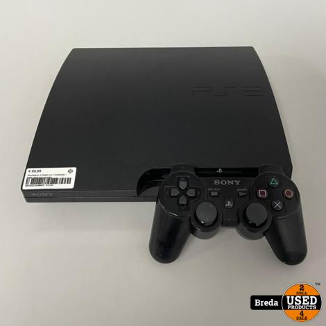 Playstation 3 250gb Incl 1 Controller | Nette staat met garantie