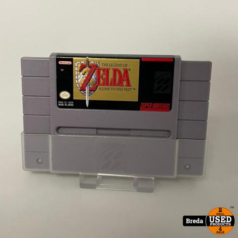 Zelda a link to the past Super nintendo Nette staat met garantie