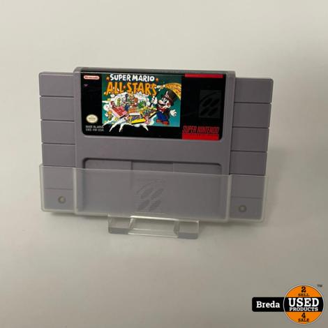 Super Mario All Stars Supernintendo | Nette staat met garantie