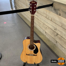 Fender FA Series Semi Akoustisch | Met garantie