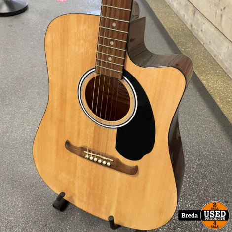 Fender FA Series Semi Akoustisch   Met garantie