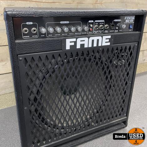 Fame BS3 125 Bass Emplifier | Nette staat met garantie