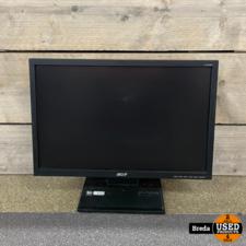 Acer V193W Monitor | Nette staat met garantie