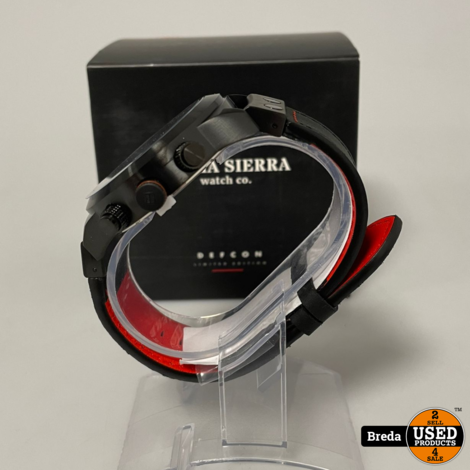 Alpha Sierra Defcon LGM 36 | Nieuw met garantie