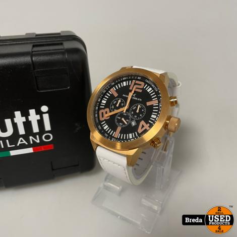 Marc Coblen Horloge   Nieuw in doos   Met garantie