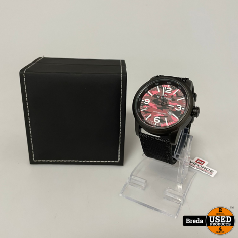 Naviforce nf9080m Horloge || In doos || Met garantie