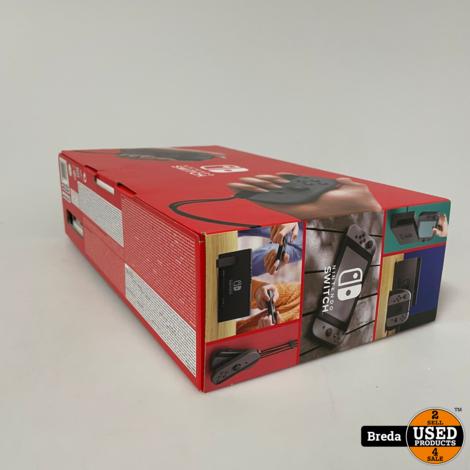 Nintendo Switch Black   Nieuw in doos met garantie