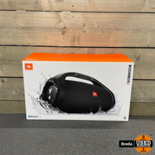 JBL Boombox 2 Zwart | Nieuw in doos met garantie