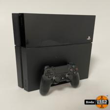 Playstation 4 500GB Met Controller | Nette staat met garantie
