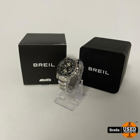 Breil manta TW0733 Herenhorloge   Extra Schakels   Met Garantie