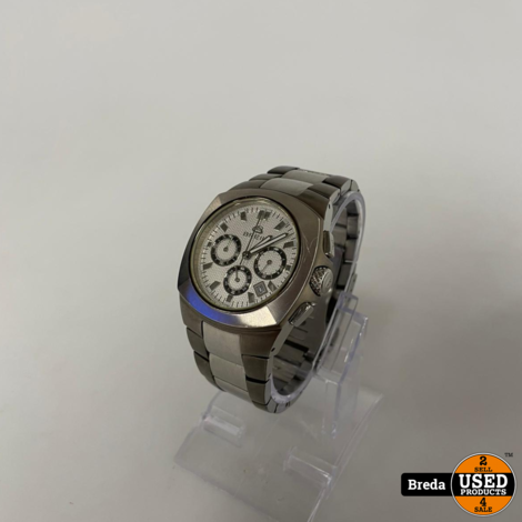 Breil Master Chronograph Heren | Met garantie
